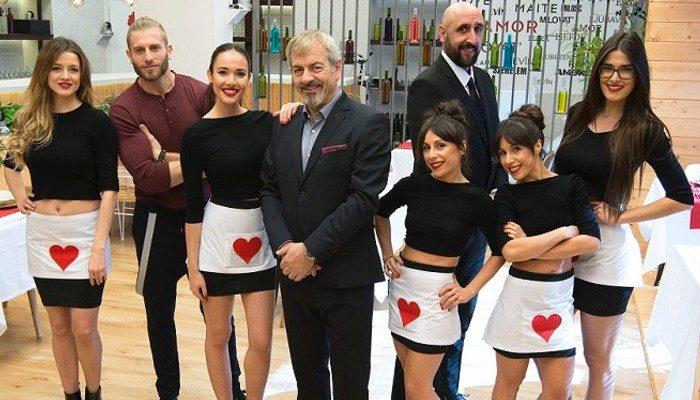 First Dates se estrena el domingo simultáneamente en todos los canales de Mediaset