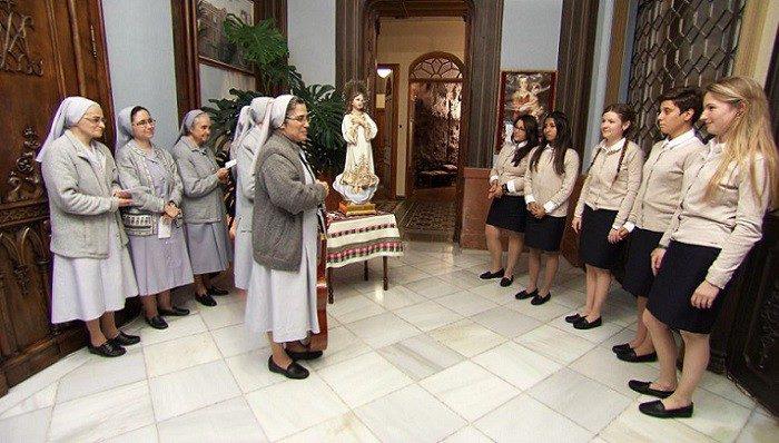 Segunda entrega de Quiero ser monja