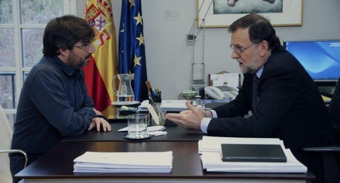 Casi cuatro millones de espectadores para la entrevista a Rajoy en Salvados