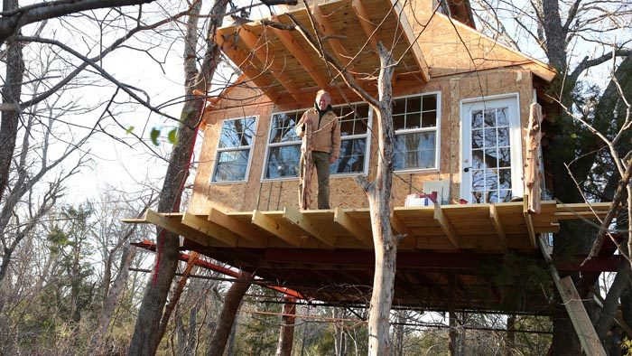 Discovery MAX estrena Tu cabaña en un árbol el martes