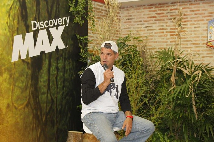 Discovery MAX estrena lo nuevo de Wild Frank el domingo