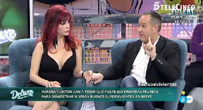 Yurena y Víctor Sandoval, confirmados como concursantes de Supervivientes 2016