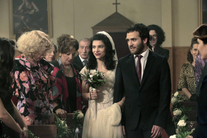 Cuéntame cómo pasó cierra su 17ª temporada con dos bodas