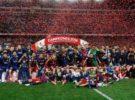 Más de 10 millones de espectadores para la final de la Copa del Rey 2016 en Telecinco