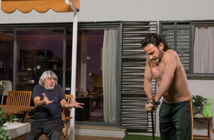 Fermín pretende aumentar la popularidad de Vicente esta noche en La que se avecina