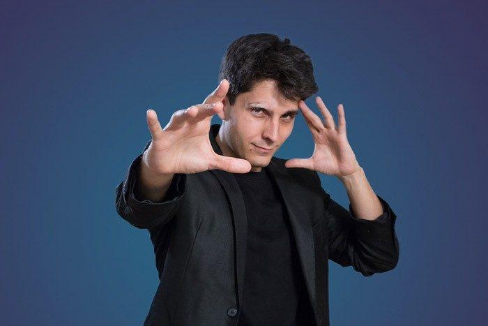 """Discovery MAX propone un """"Desafío mental"""" con el ilusionista Jorge Luengo"""
