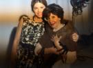 Manuela Velasco junto a su tía Concha Velasco en Velvet