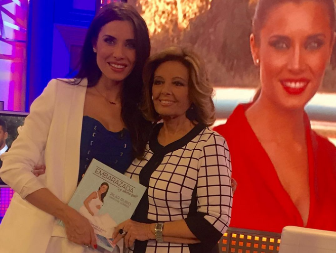 Pilar Rubio se reencuentra con Poty