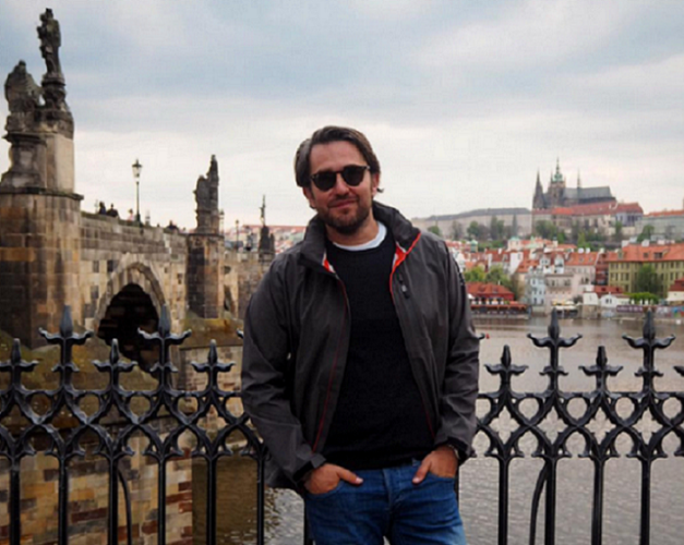 Màxim Huerta visita Praga