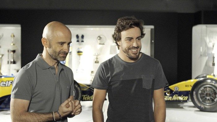 Desafía tu mente se estrena el martes con Fernando Alonso