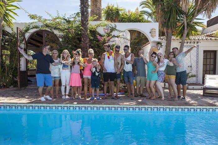Ten estrena el jueves el reality show de Sky One Guiris en familia