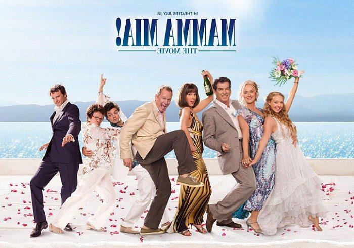 Mamma Mia se emite hoy en La 1