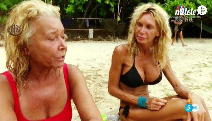 Dulce promete hablar y Carla y Yola en el punto de mira de Supervivientes 2016