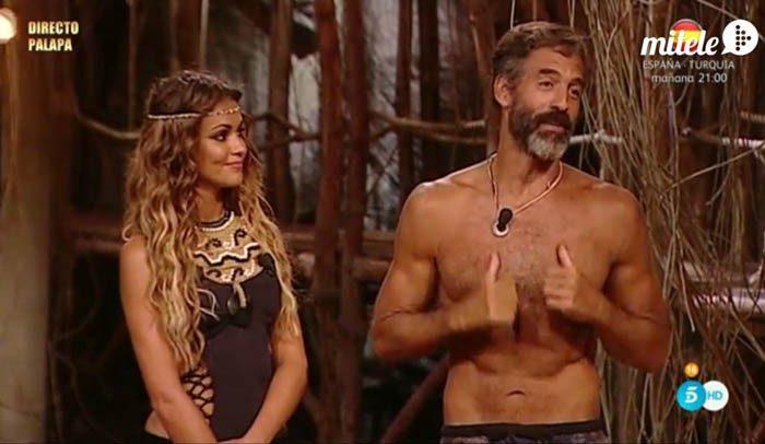 Dulce dice adiós, Paco al destierro y Yola, Mila y Steisy nominadas en Supervivientes 2016