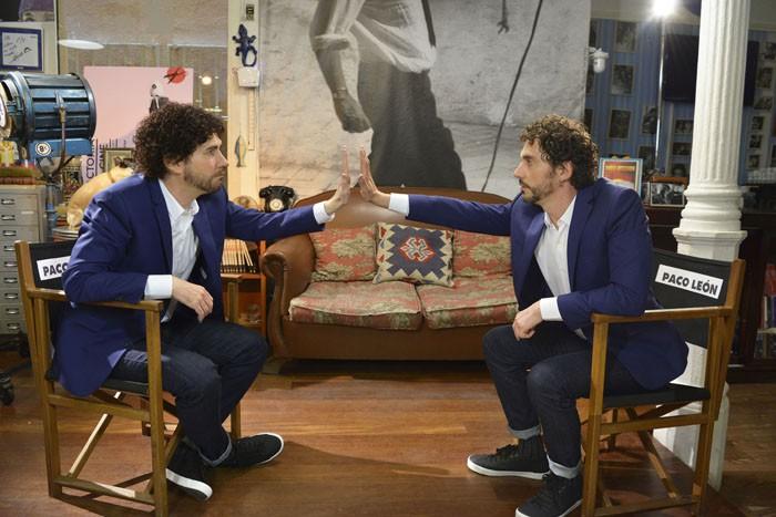 Paco León frente a Joaquín Reyes, mañana en Feis tu feis