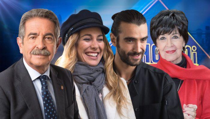 Miguel Ángel Revilla, Blanca Suárez y Aitor Luna y Concha Velasco visitan El Hormiguero 3.0