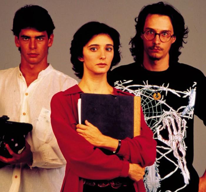 #ComentaParamount por el 20º aniversario de Tesis en Paramount Channel esta noche