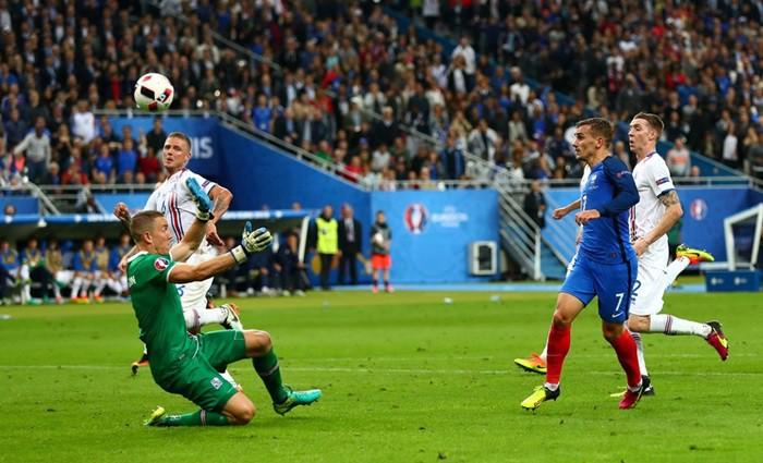 Gran dato para el Francia-Islanda en la Eurocopa 2016 y para Supervivientes 2016