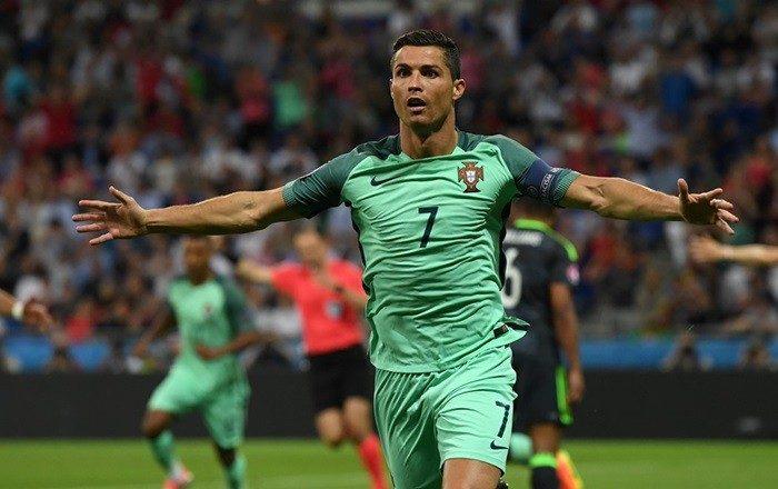 La semifinal de la Eurocopa 2016 Portugal - Gales arrasa en Telecinco