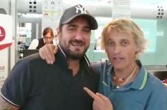 Antonio Orozco viaja a Georgia con Planeta Calleja