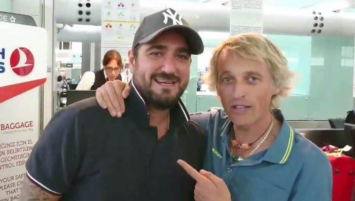 Antonio Orozco viaja a Georgia en Planeta Calleja