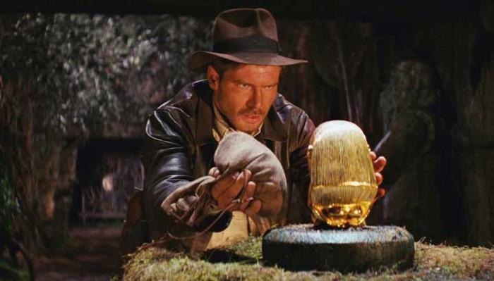 Indiana Jones en busca del arca perdida vence al estreno de El secreto de Adam