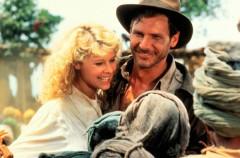 Indiana Jones lidera de nuevo y Quiero ser y El secreto de Adam se hunden