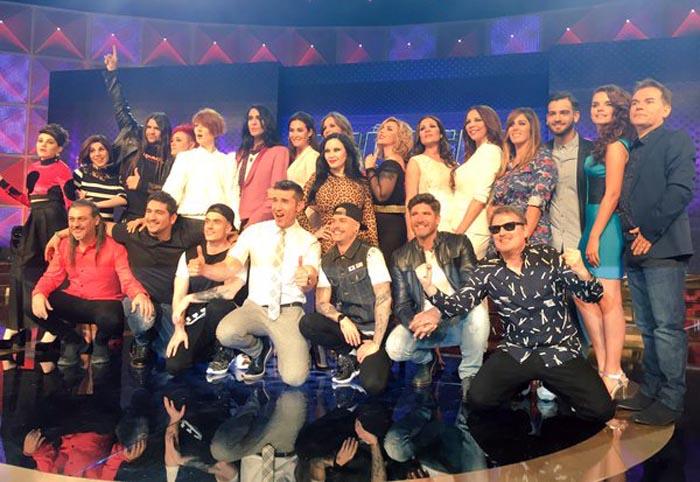 La semifinal de Levántate se emite el lunes en Telecinco