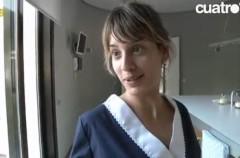 Meritxell Martorell pasa 21 días como criada de lujo el martes en Cuatro