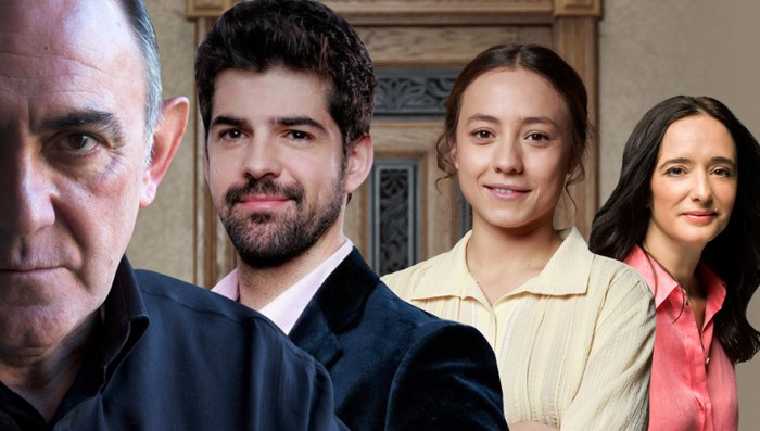 Miguel Ángel Muñoz se incorpora a la quinta temporada de Amar es para siempre