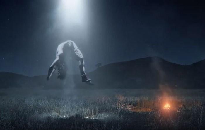 La sexta temporada de American Horror Story muestra una abducción extraterrestre