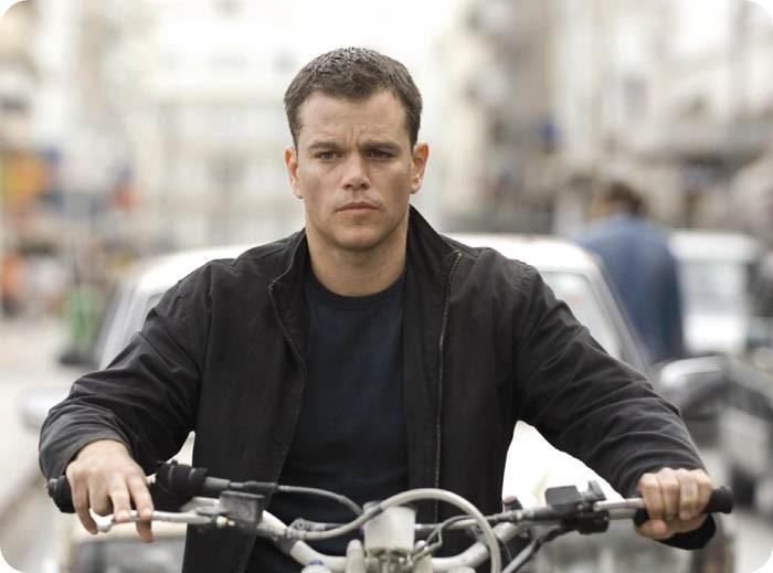 El últimatum de Bourne lidera en un cinematográfico domingo