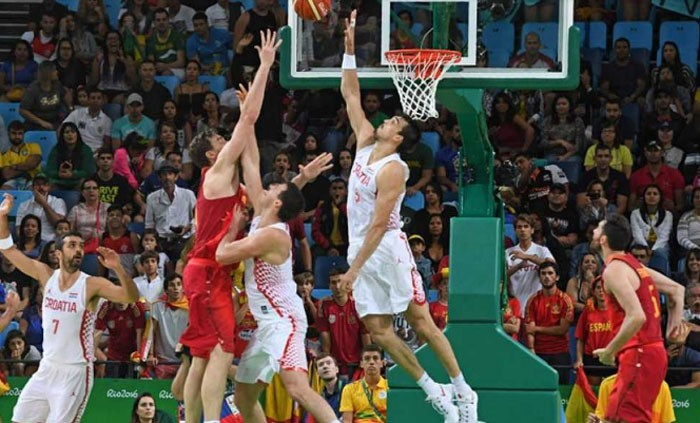 Los Juegos Olímpicos destacan en la noche del domingo