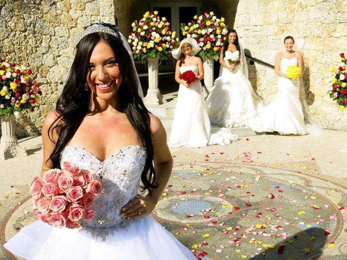 Dkiss estrena Cuatro bodas y Mi espectacular boda gitana el miércoles