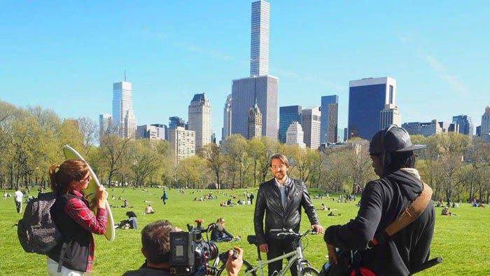 Destinos de película llega esta noche a La 1 con Màxim Huerta en Nueva York