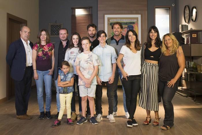 RTVE inicia la grabación de la comedia familiar 'iFamily'