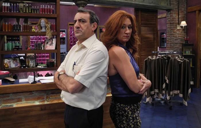 La nueva apuesta de RTVE por la comedia es La Peluquería