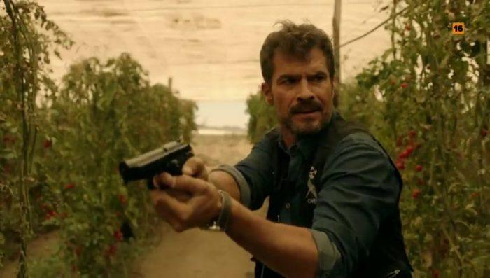 Mar de plástico estrena su segunda temporada el lunes en Antena 3