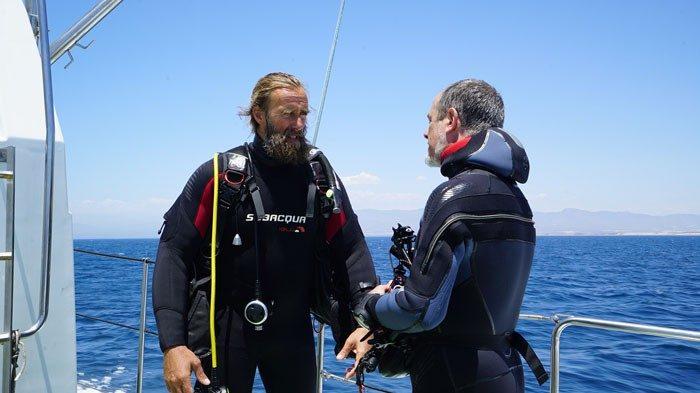 Mares: Telmo y los hombres del mar se estrena esta noche en DMAX