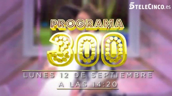 Cámbiame celebra su 300 programas hoy