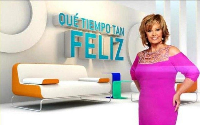 María Teresa Campos recuerda Día a Día
