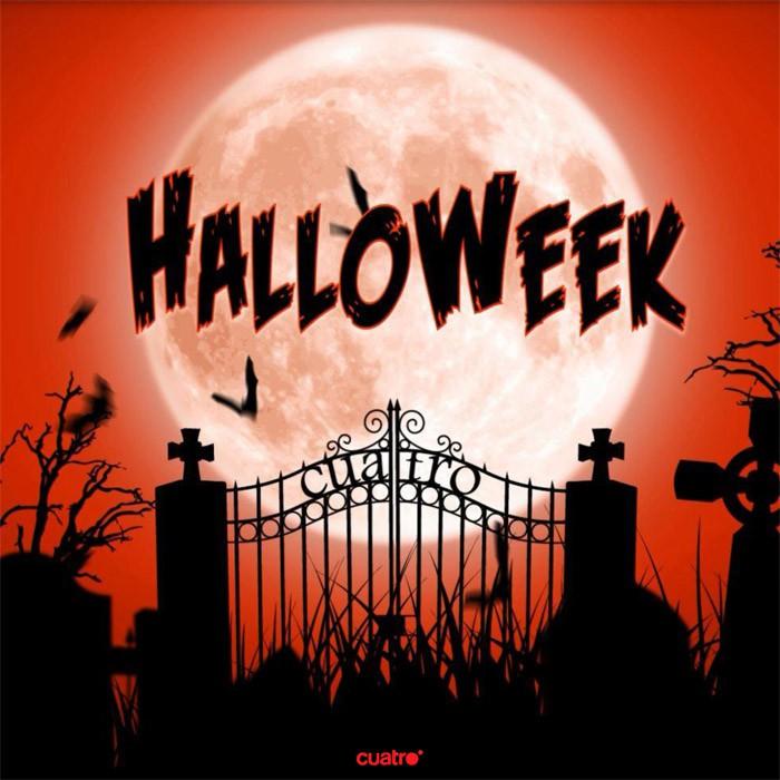 Programación especial para Halloween desde hoy en Cuatro
