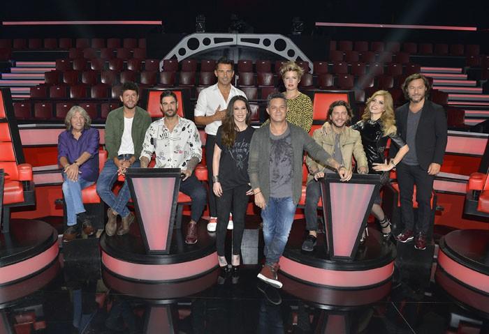 Las batallas de La Voz 4 llegan esta noche con José Mercé, Pablo López, Gloria Trevi y Diego Torres