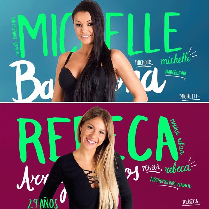 Doble duelo Adara-Bea y Michelle-Rebeca y la visita de Antonio José en la gala de Gran Hermano 17