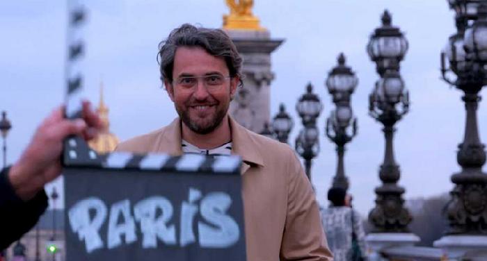 Destinos de Película visita París