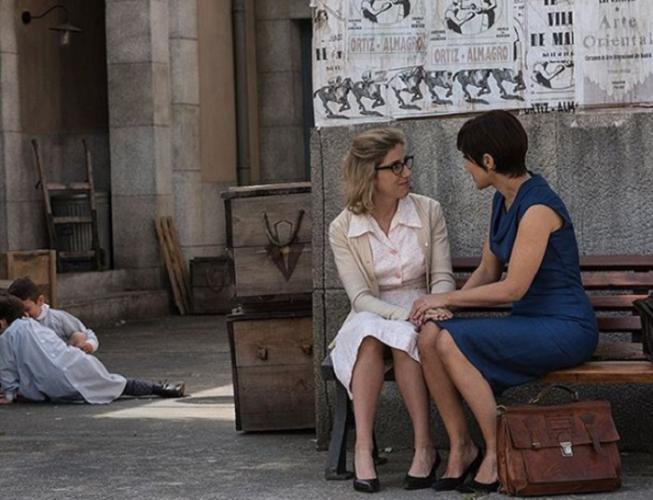 La amistad entre Paula Echevarría y Cecilia Freire