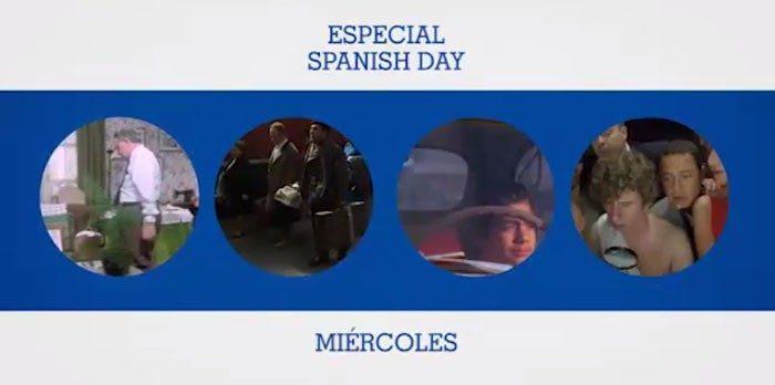 """Paramount Channel apuesta mañana por el """"Spanish Day"""""""