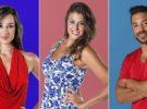 Adara, Clara y Alain, nominados, y Bárbara rechaza volver a Gran Hermano 17