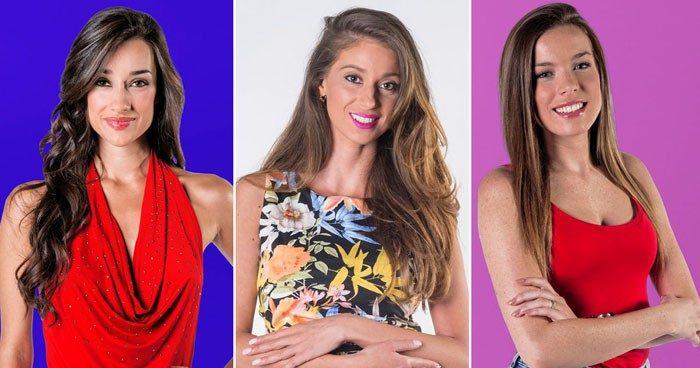Adara, Meritxell y Simona son nominadas con Miguel, Rodrigo y Bea en El club de Gran Hermano 17