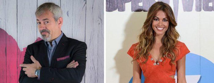 Carlos Sobera y Lara Álvarez presentarán las Campanadas 2016 en Mediaset España